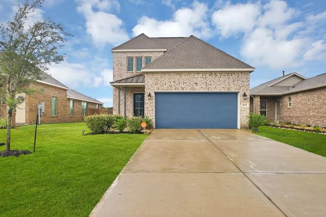 4122 W Bayou Maison Circle, Dickinson, TX 77539 (MLS #32066170) :: Christy Buck Team