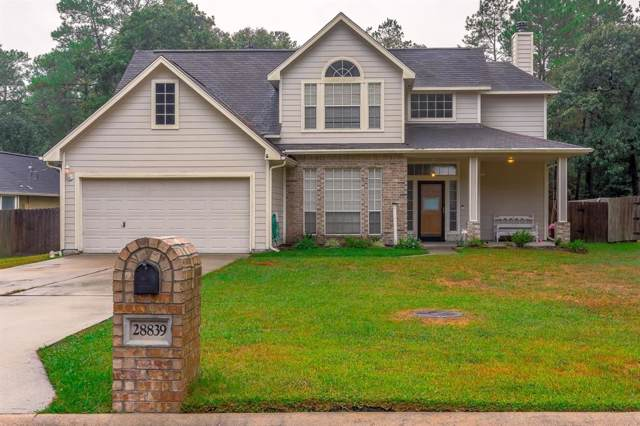 28839 Forest Hill Drive, Magnolia, TX 77355 (MLS #32070612) :: The Bly Team