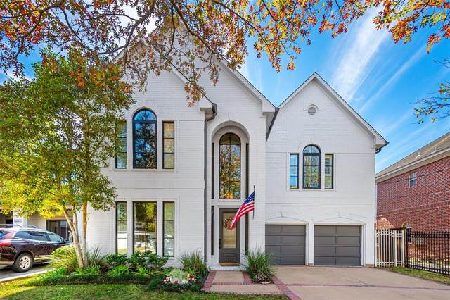 4247 Sunset Boulevard, West University Place, TX 77005 (MLS #32071323) :: The Bly Team