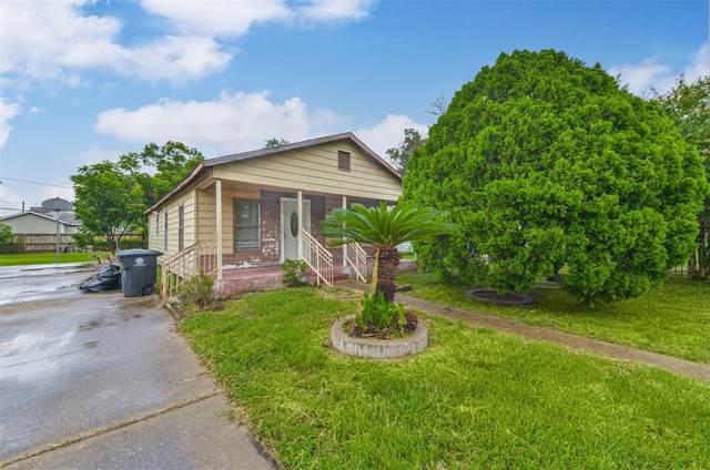 205 Robmore Street, Houston, TX 77076 (#32075840) :: ORO Realty