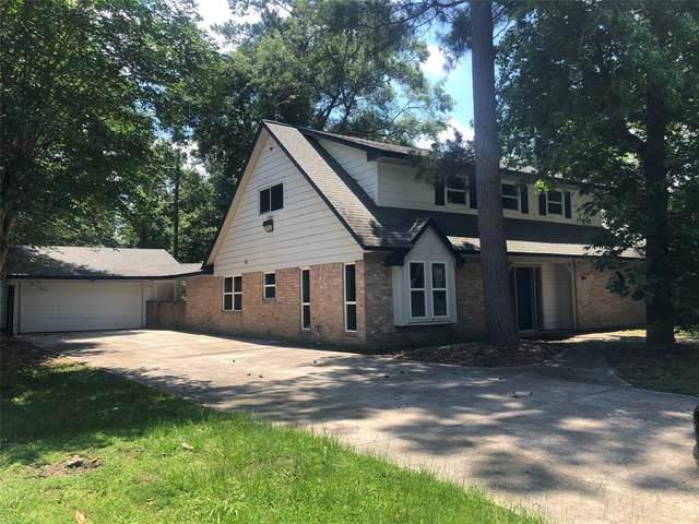 2002 Deer Springs Drive, Houston, TX 77339 (MLS #32075986) :: The Home Branch