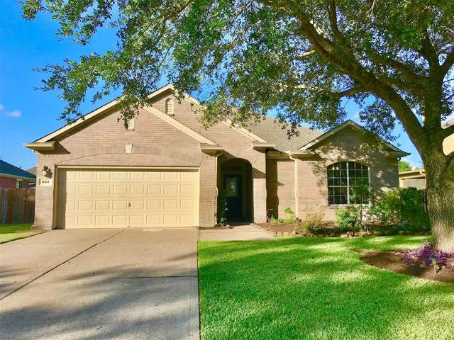 803 Bay Area Boulevard, League City, TX 77573 (MLS #32079264) :: Phyllis Foster Real Estate