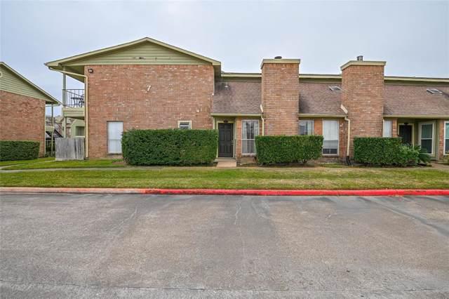18800 Egret Bay Boulevard #705, Webster, TX 77058 (MLS #32080006) :: The Bly Team