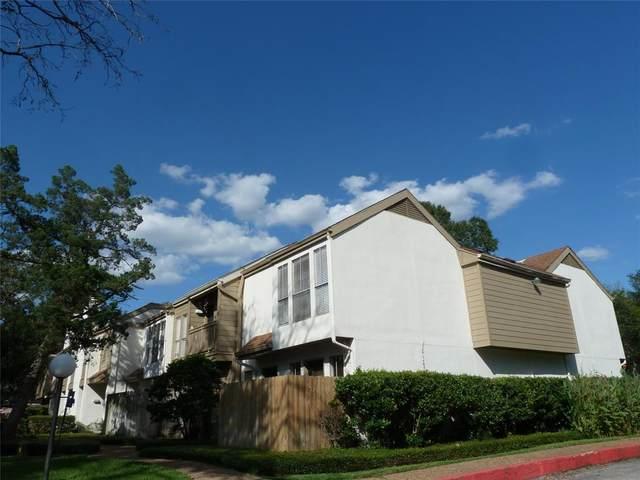 2100 Tanglewilde Street #275, Houston, TX 77063 (MLS #32086034) :: The SOLD by George Team