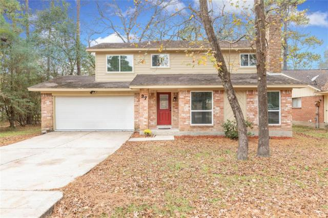 37 S Waxberry Road, The Woodlands, TX 77381 (MLS #32087823) :: Christy Buck Team