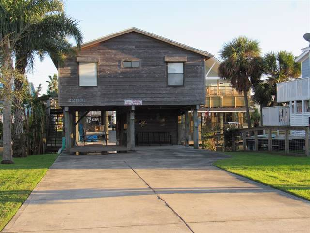 22113 1/2 Yoakum Drive, Galveston, TX 77554 (MLS #32088271) :: Texas Home Shop Realty