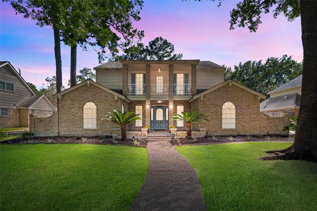5727 Green Springs Drive, Houston, TX 77066 (MLS #32090049) :: The SOLD by George Team