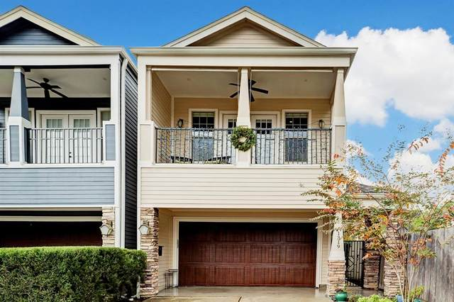 1319 Alexander Street, Houston, TX 77008 (MLS #32091322) :: The Home Branch