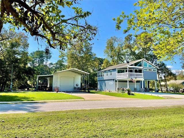 460 Governor Hogg Drive, Point Blank, TX 77364 (MLS #32093394) :: Caskey Realty