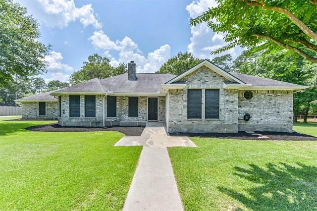 315 Hackberry Street, Magnolia, TX 77354 (MLS #32095451) :: The Property Guys
