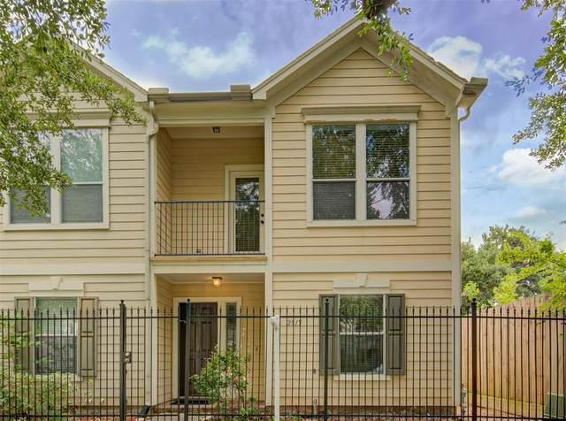 2915 Clay Street, Houston, TX 77003 (MLS #32098728) :: Keller Williams Realty