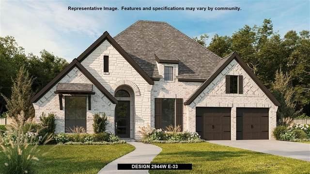 3011 Harbor Spring Way, Manvel, TX 77578 (MLS #32107434) :: Caskey Realty