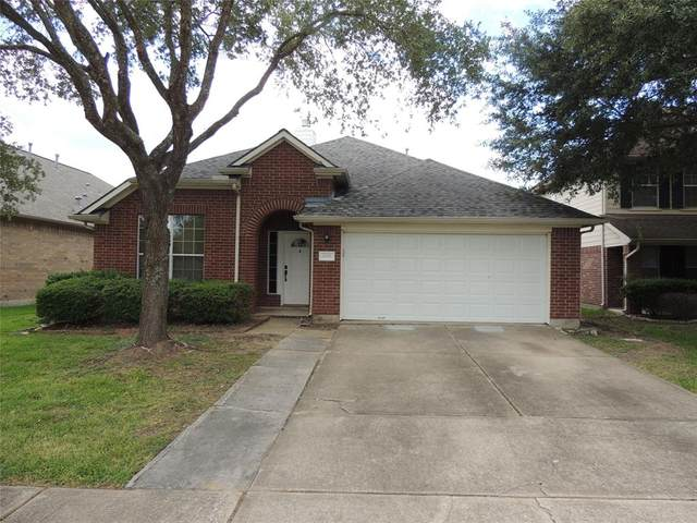 2881 Diamond Bay Drive, Dickinson, TX 77539 (MLS #32115897) :: The Wendy Sherman Team