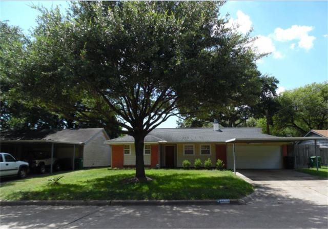 5839 Chinaberry, Houston, TX 77092 (MLS #32126341) :: Team Parodi at Realty Associates