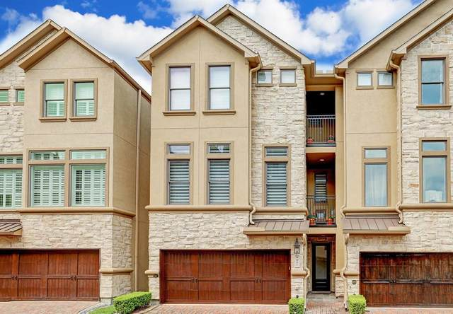 887 Rosastone Trail, Houston, TX 77024 (MLS #32129983) :: The SOLD by George Team