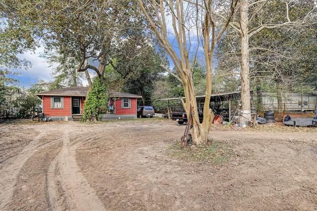 767 County Road 370, Splendora, TX 77372 (MLS #32132490) :: Guevara Backman