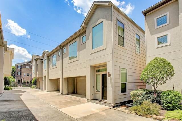 1138 Bonner Street, Houston, TX 77007 (MLS #32136608) :: The Sansone Group