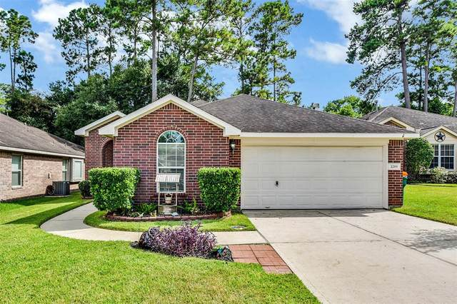 2219 Trey Rogillios Way, Conroe, TX 77304 (MLS #32140864) :: The Heyl Group at Keller Williams