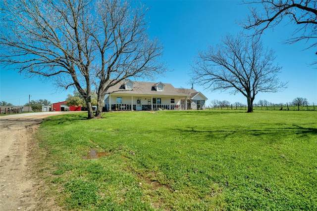 164 County Road 478D, Lott, TX 76656 (MLS #32146030) :: The SOLD by George Team