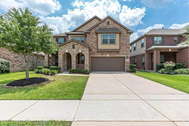24023 Eagle Sage Lane, Katy, TX 77493 (MLS #32155711) :: The Sansone Group
