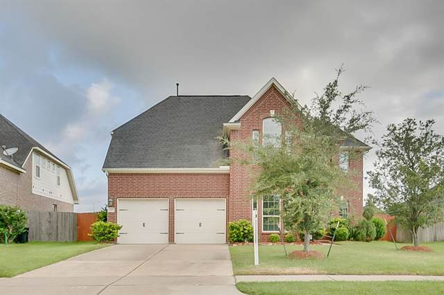 19210 Cannon Hills Lane, Richmond, TX 77407 (MLS #32165788) :: Guevara Backman