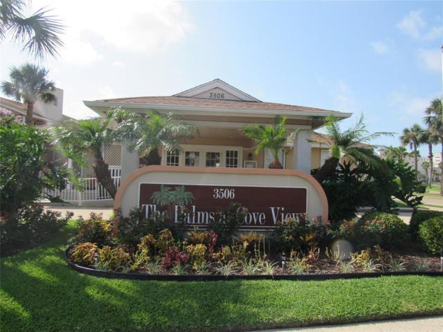 3506 Cove View Boulevard #611, Galveston, TX 77554 (MLS #32171717) :: Giorgi Real Estate Group