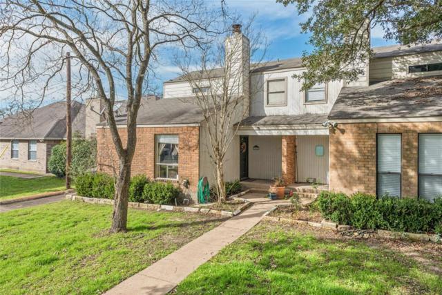 936 Navidad Street V, Bryan, TX 77801 (MLS #32173375) :: Fairwater Westmont Real Estate