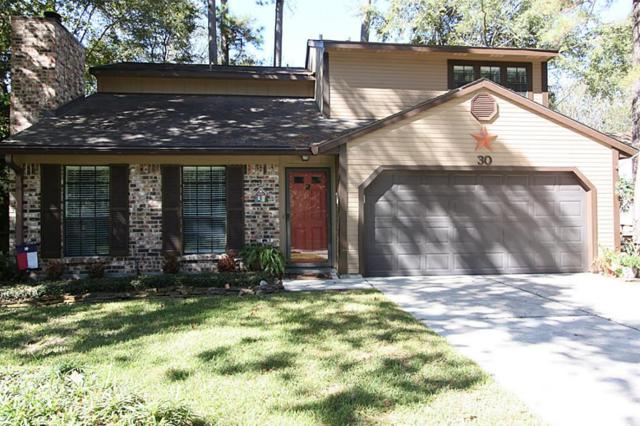 30 S White Pebble Court, The Woodlands, TX 77380 (MLS #32176043) :: Carrington Real Estate Services