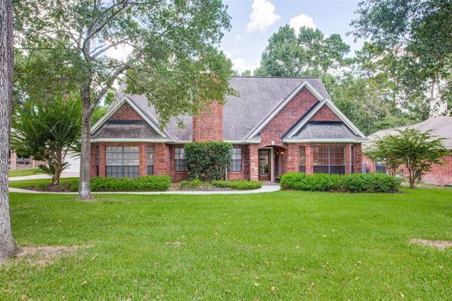 2423 Chantilly Lane, Conroe, TX 77384 (MLS #32177773) :: Giorgi Real Estate Group