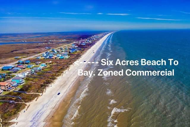 0 Bluewater Highway, Surfside Beach, TX 77541 (MLS #32178397) :: Caskey Realty