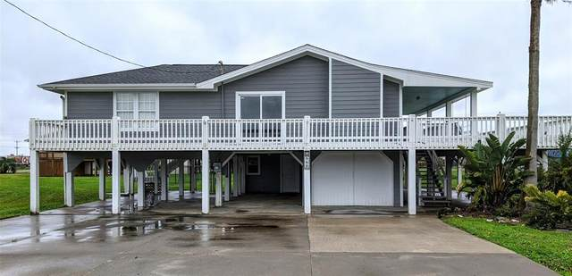 968 Surfview Drive, Crystal Beach, TX 77650 (MLS #32189802) :: The Queen Team