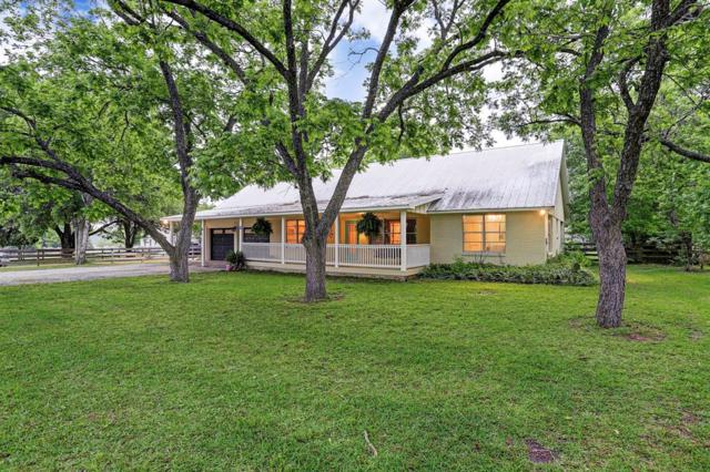 305 N Live Oak Street, Round Top, TX 78954 (MLS #32198685) :: Texas Home Shop Realty