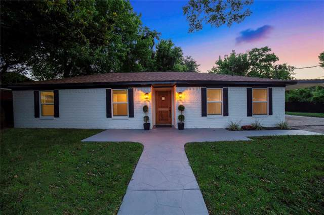 5009 Cochran St, Houston, TX 77009 (MLS #32209598) :: The Home Branch
