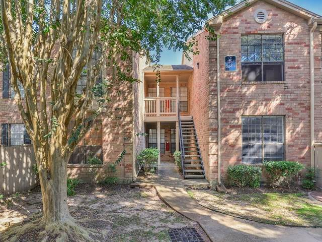 2255 Braeswood Park Drive #316, Houston, TX 77030 (MLS #32221432) :: The SOLD by George Team