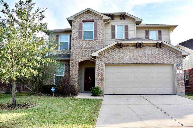 31 Blisten Spring Dr, Manvel, TX 77578 (MLS #32227228) :: The SOLD by George Team