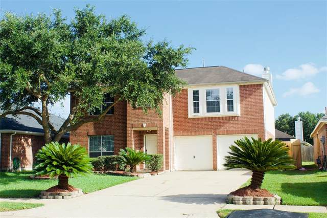 18211 Dusty Terrace Lane, Katy, TX 77449 (MLS #32230556) :: The Heyl Group at Keller Williams