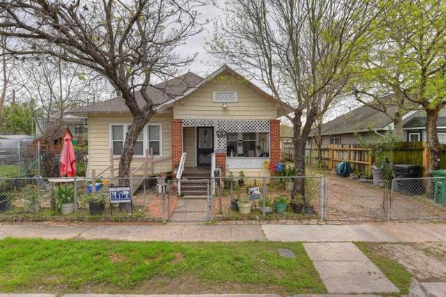 202 Cordell Street, Houston, TX 77009 (MLS #32233644) :: Caskey Realty