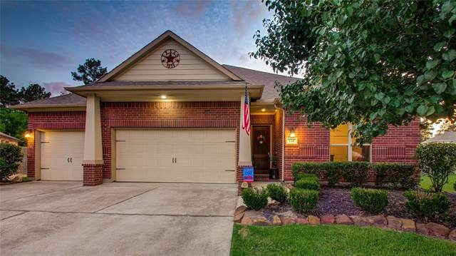 118 Carriage Court, Magnolia, TX 77354 (MLS #32237486) :: The Bly Team