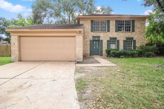 5302 Holly Bend Court, Houston, TX 77084 (MLS #32239146) :: The Wendy Sherman Team
