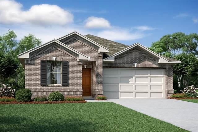 307 Calamint Drive, Crosby, TX 77532 (MLS #32239566) :: The Sansone Group