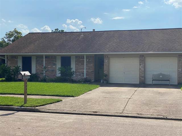 4404 Fairway Street, Pasadena, TX 77505 (MLS #32260393) :: The Heyl Group at Keller Williams
