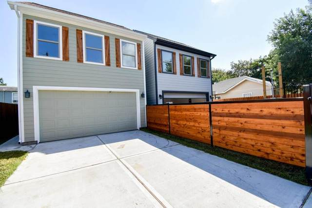 6707 Avenue I, Houston, TX 77011 (MLS #32263872) :: My BCS Home Real Estate Group