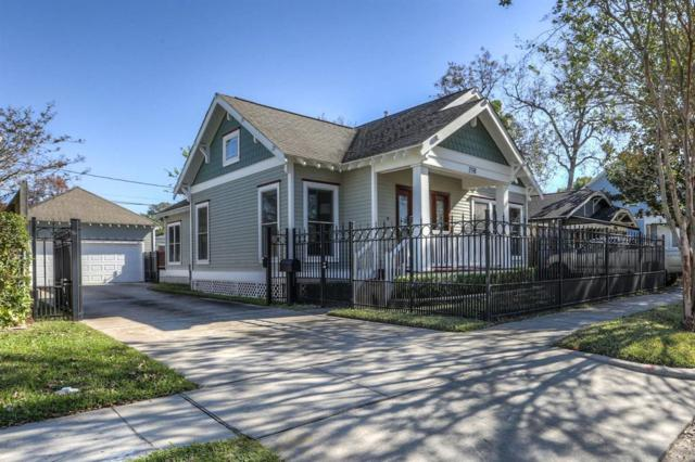208 Moss Street, Houston, TX 77009 (MLS #32265745) :: Mari Realty