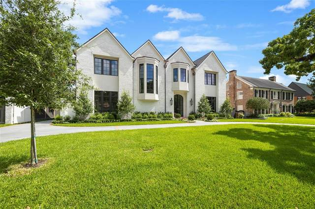 2158 Brentwood Drive, Houston, TX 77019 (MLS #32268688) :: The SOLD by George Team