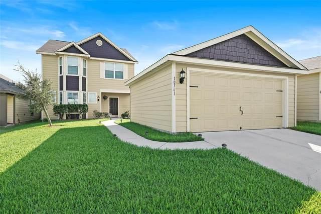 10761 S Lake Mist Lane, Willis, TX 77318 (MLS #32273476) :: The Freund Group