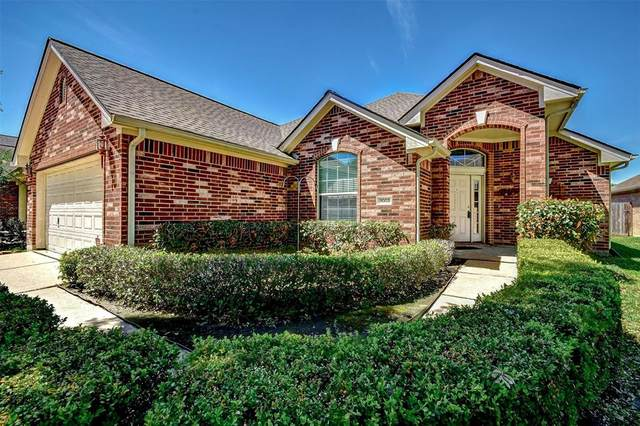 5003 Rocky Manor Lane, Katy, TX 77449 (MLS #32275980) :: The Queen Team