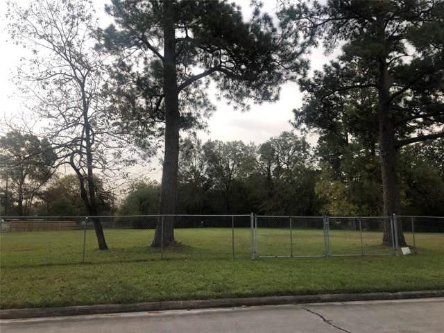 0 Rebel Road, Houston, TX 77016 (MLS #32277152) :: The Freund Group