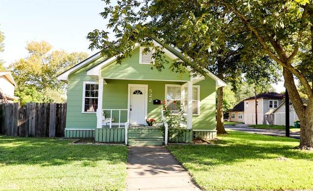 522 Aron Street, Baytown, TX 77520 (MLS #32281239) :: Keller Williams Realty