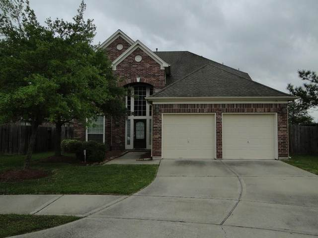 13123 Orchard Green Drive, Richmond, TX 77407 (MLS #32282530) :: The SOLD by George Team