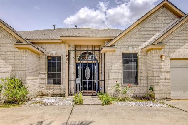 11207 Sageville Drive, Houston, TX 77089 (MLS #32284681) :: JL Realty Team at Coldwell Banker, United